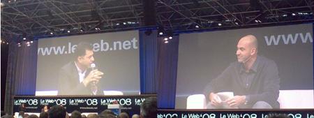 image thumb3 Le Web08 : la référence des conférences