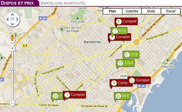 barcelone HotelHotel : un guide et comparateur de prix innovant !