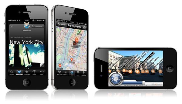 600 Screenshots iphone tripwolf Le guide de voyage tripwolf pour iPhone intègre les plans des villes offline